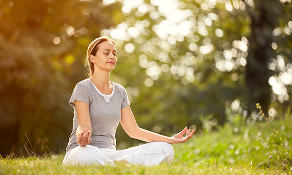 Relieve stress during day and rejuvenate with a restful night